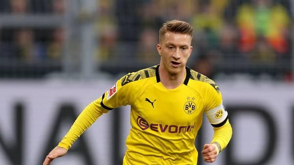 In einem Video benennt Marco Reus seine BVB-Top-Elf