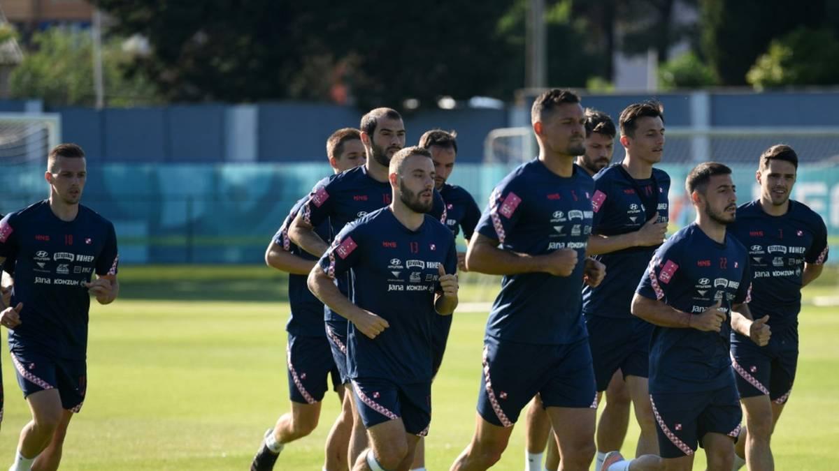 Kroatien steht nach der Auftaktniederlage unter Druck