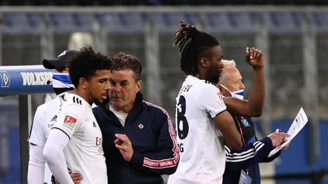 Der Hamburger SV will unbedingt in die Bundesliga zurück