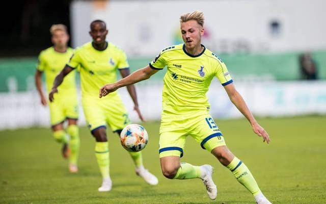 Der MSV Duisburg kämpft um wichtige Punkte im Aufstiegsrennen