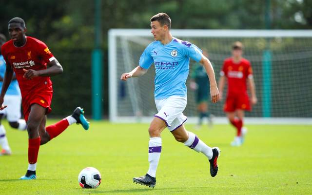 Charlie McNeill wird Manchester City verlassen