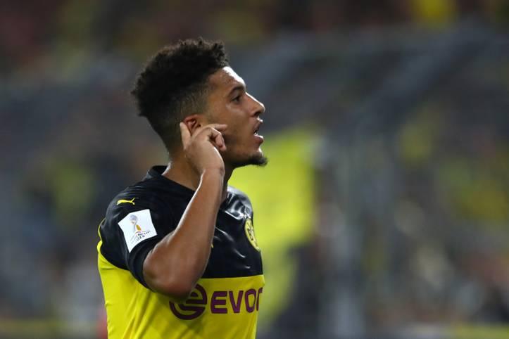 Ihm wollen sie nacheifern: Jadon Sancho vom BVB, der aus England in die Bundesliga kam, startete in der vergangenen Saison so richtig durch. Inzwischen dürfte sich in England herumgesprochen haben, dass die Bundesliga ein gutes Pflaster für englische Talente ist