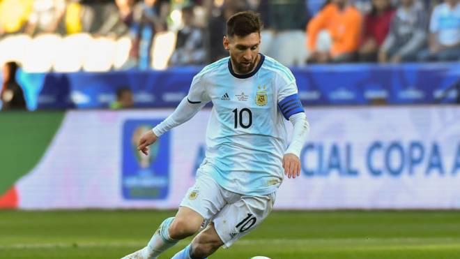 Lionel Messi machte bisher 136 Länderspiele für Argentinien