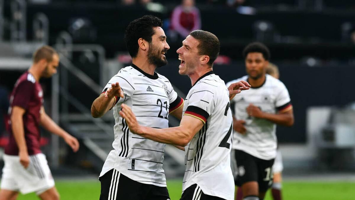 Das DFB-Team gewann die Generalprobe vor der EM