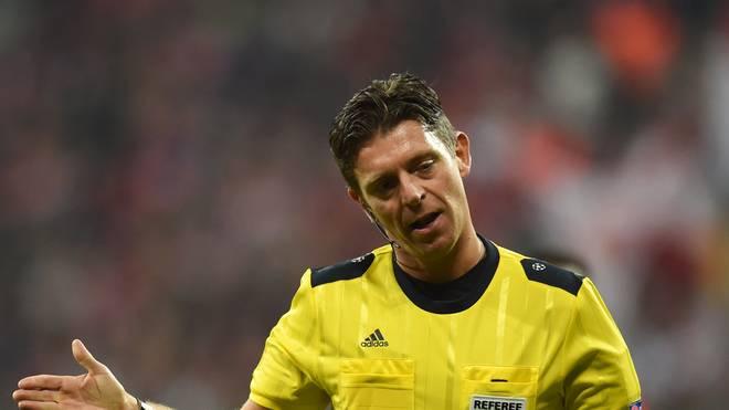 Champions League: Gianluca Rocchi leitet FC Liverpool - FC Bayern