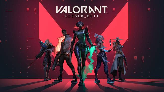 Die Valorant Closed Beta steht vor der Tür
