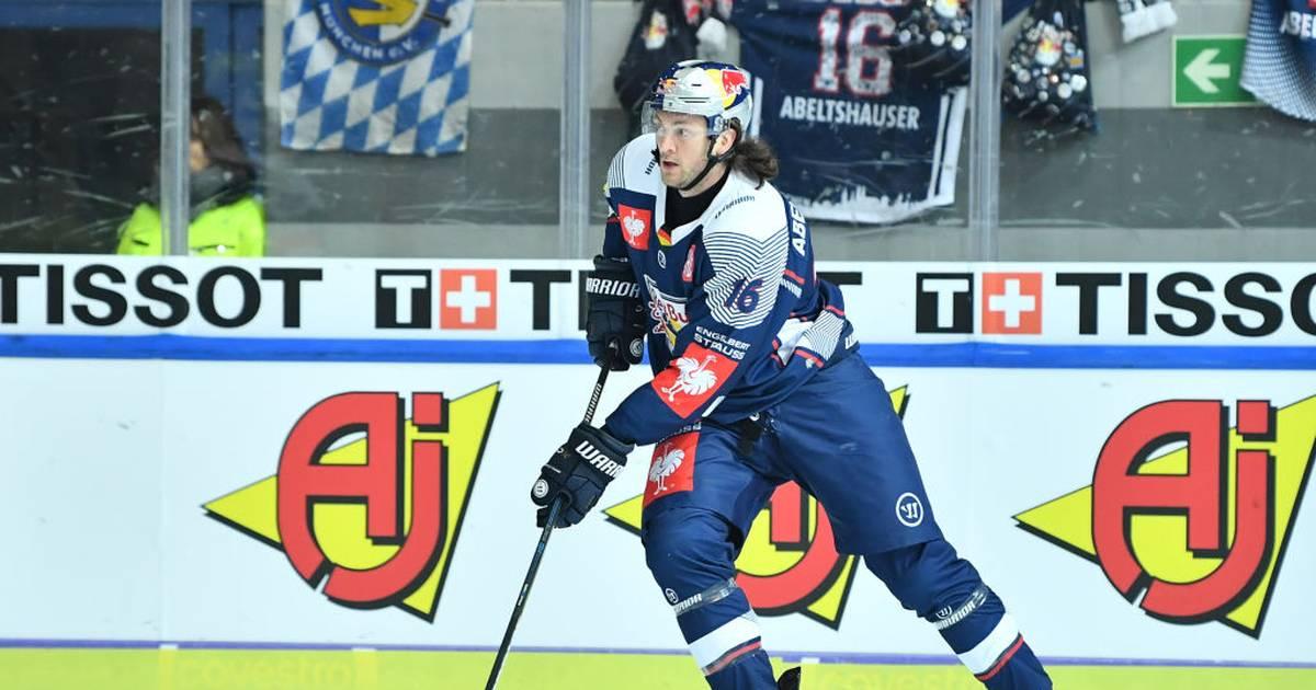 Eishockey, DEL: EHC Red Bull München muss auf Abeltshauser verzichten