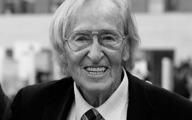 Trainerlegende Rudi Gutendorf verstarb im Alter von 93 Jahren