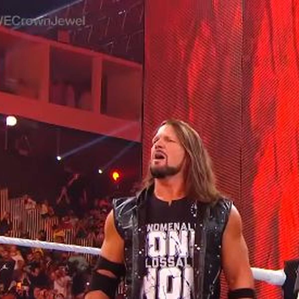 Der verrückteste WWE-Einmarsch des Jahres