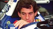 Picture dated 01 May 1994 of Brazilian F1 driver A