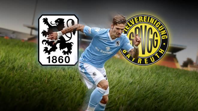 Der TSV 1860 München empfängt die SpVgg Bayreuth zum Topspiel