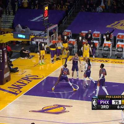 Playoff-Aus für Lakers! Historische Pleite für James