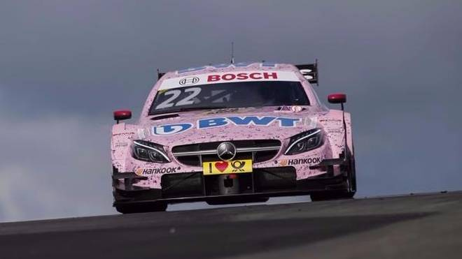 Lucas Auer schnappt sich die Pole-Position am Nürburgring