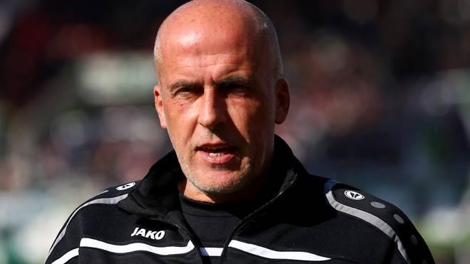 Michael Frontzeck ist seit April Trainer von Hannover 96
