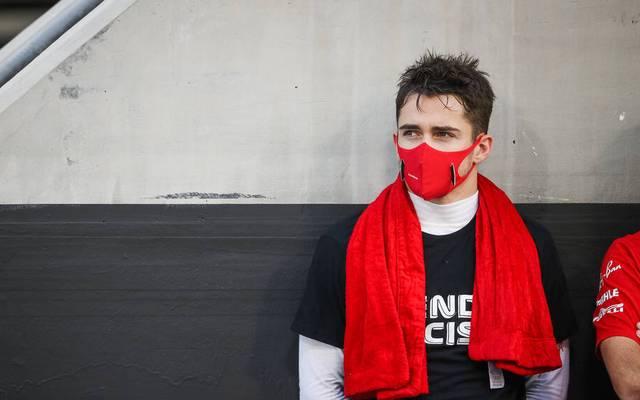 Charles Leclerc will mit Ferrari sobald wie möglich angreifen