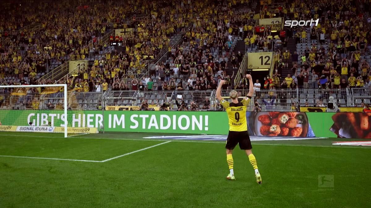 Zahlreiche Topklubs aus ganz Europa jagen Superstürmer Erling Haaland. Aber Borussia Dortmund bleibt hart und setzt auf eine erfolgreiche Zukunft mit dem Toptorjäger.