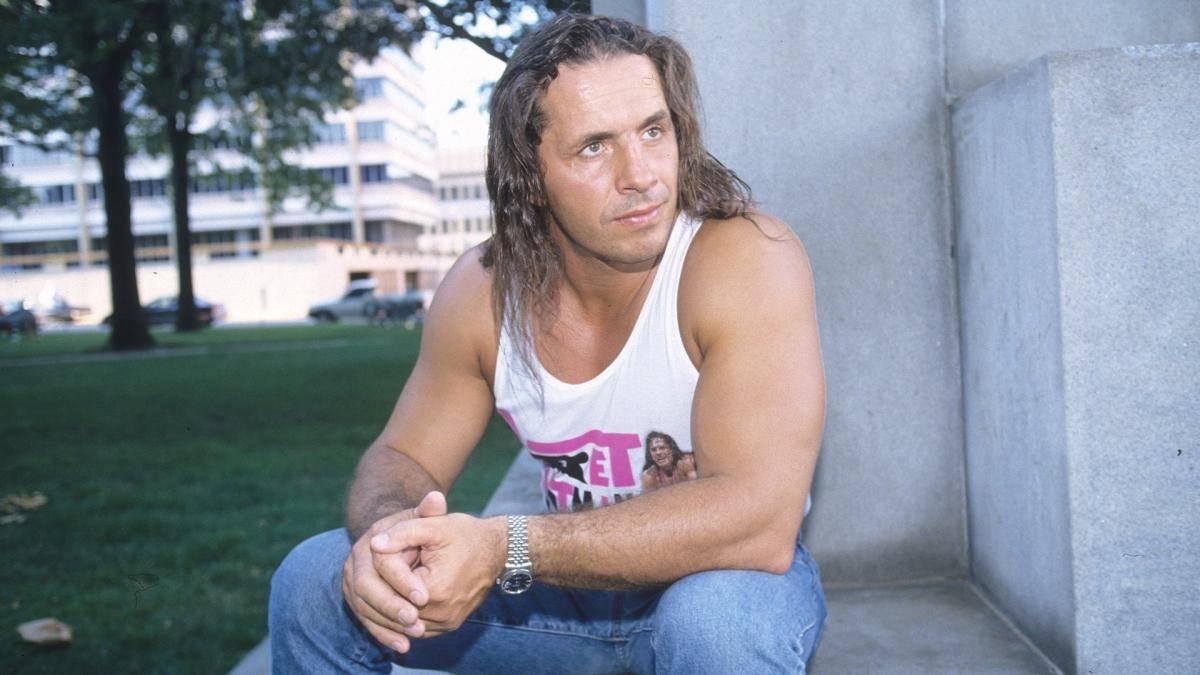 "Bret ""The Hitman"" Hart regierte bei WWE fünfmal als Champion"