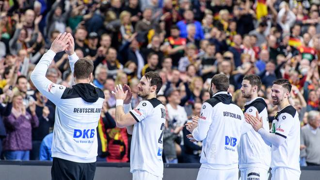 Germany vs Spain - 26th IHF Men's World Championship