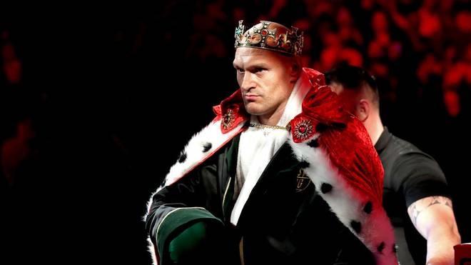 Tyson Fury, der Gypsy King