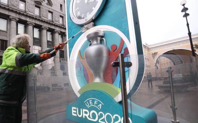 Die EM 2020 wurde um ein Jahr verschoben
