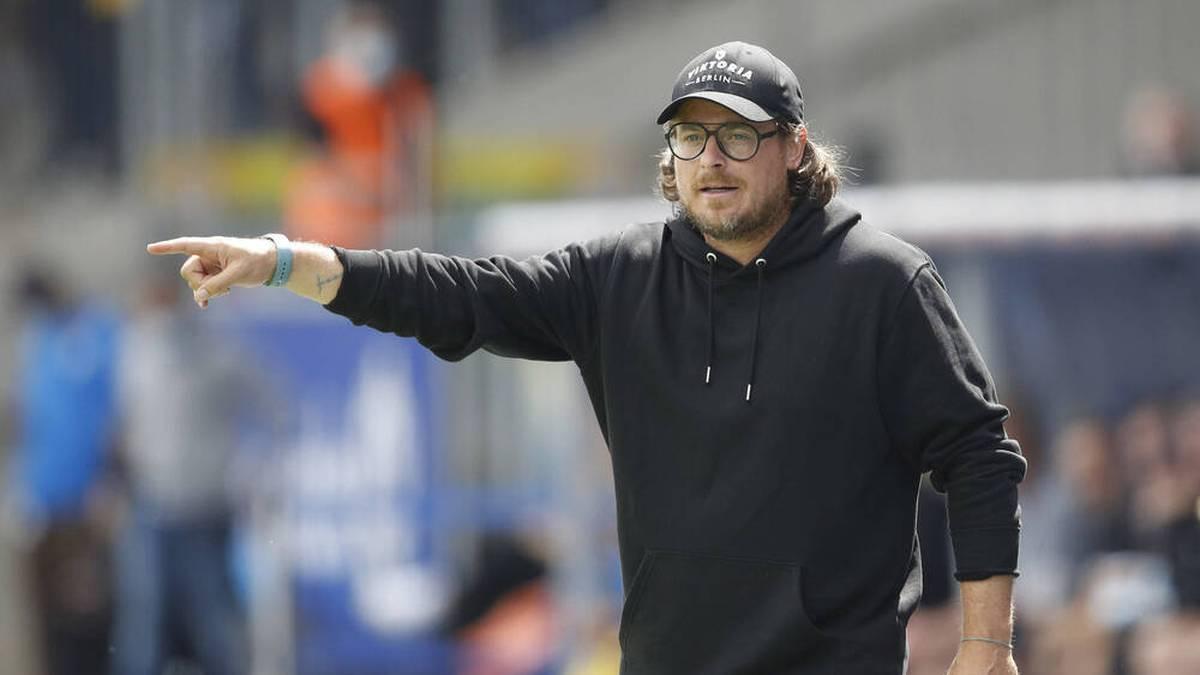 Benedetto Muzzicato will den Fans mit seiner Mannschaft Spaß bereiten