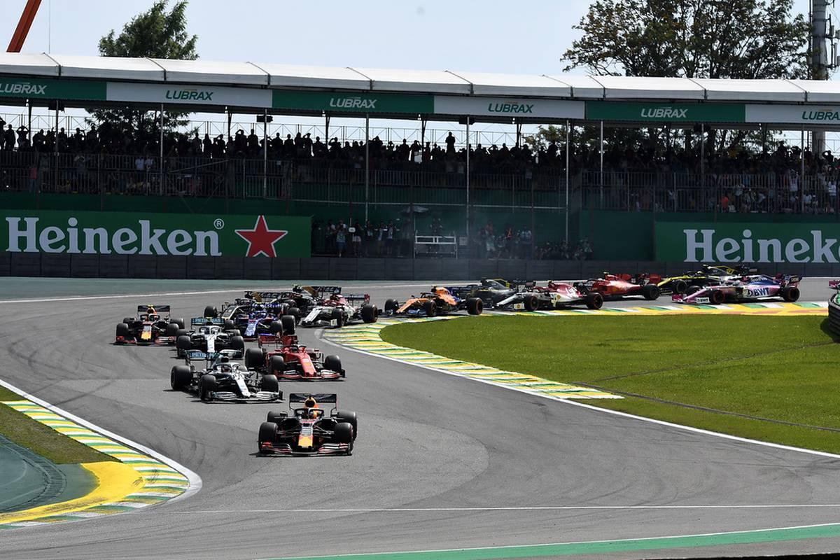 Nach Silverstone und Monza findet in der Formel 1 noch ein drittes Sprintrennen statt. Nun steht auch der Austragungsort fest.