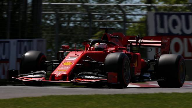 F1 Grand Prix of Canada - Final Practice