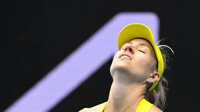 Für Angelique Kerber war bei den Australian Open bereits in der ersten Runde Schluss