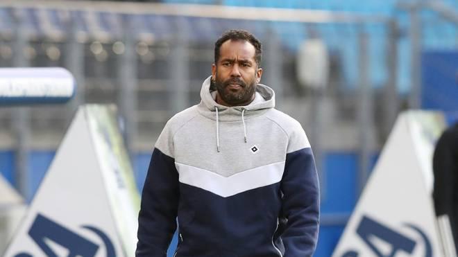 HSV-Trainer Daniel Thioune nimmt sein Team in die Pflicht