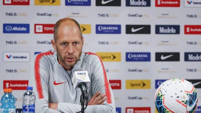 US-Nationaltrainer Gregg Berhalter spielte einst in der Bundesliga für Energie Cottbus