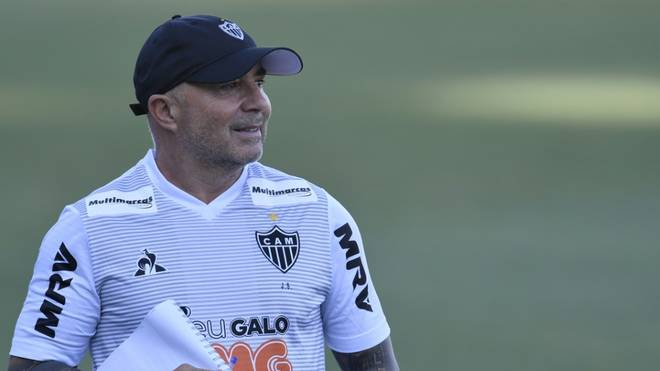 Jorge Sampaoli mit Corona infiziert