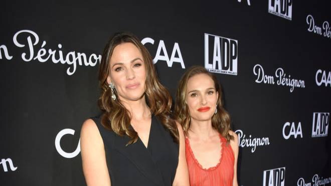 """Jennifer Garner und Natalie Portman gehören zur Gruppe """"Angel City"""""""