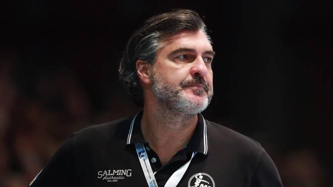 Michael Roth ist seit 2010 Trainer in Melsungen