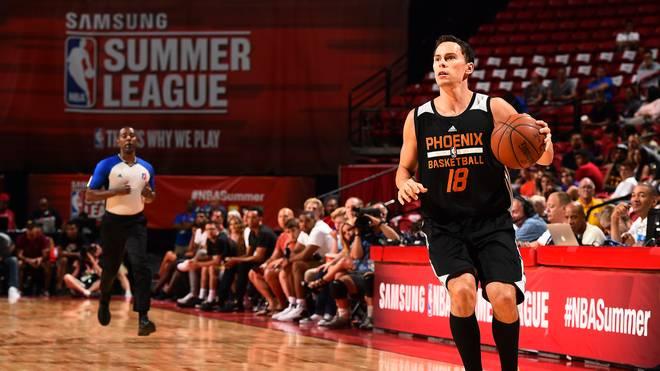 Kyle Kuric spielt in der Summer League für die Phoenix Suns