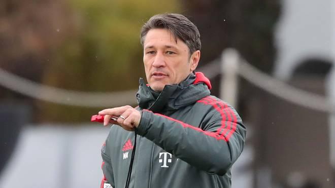 Niko Kovac weiter ohne Arjen Robben und Frank Ribery