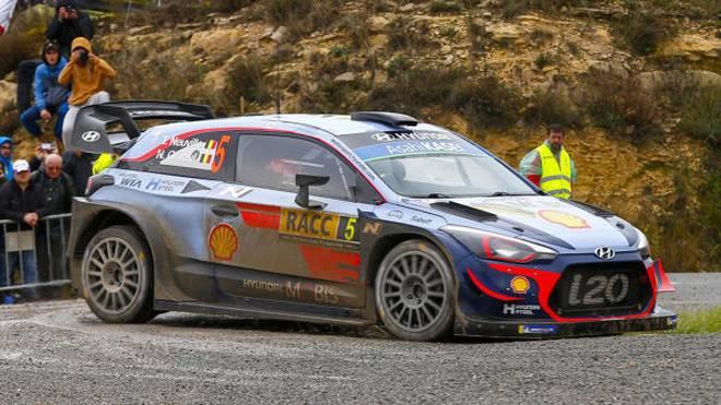 Thierry Neuville erwartet von Hyundai und seinen Teamkollegen mehr Einsatz