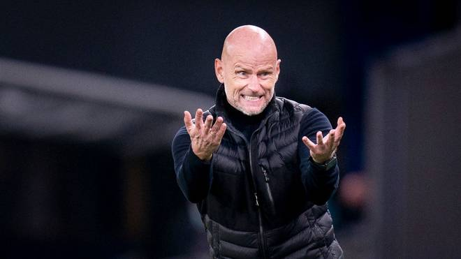 Staale Solbakken trainierte den FC Kopenhagen von 2013 - 2020