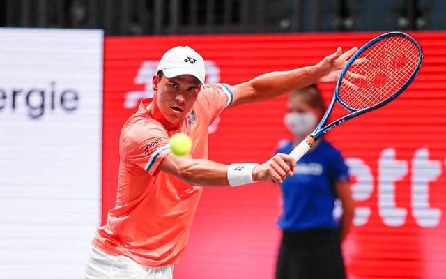 Daniel Altmaier schaffte es bei den French Open 2020 bis ins Achtelfinale