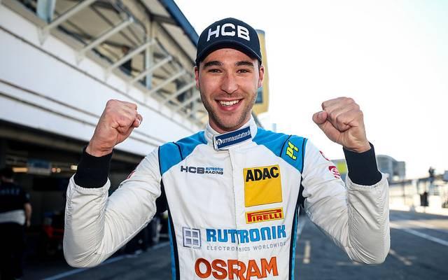 Kelvin van der Linde fährt im ADAC GT Masters