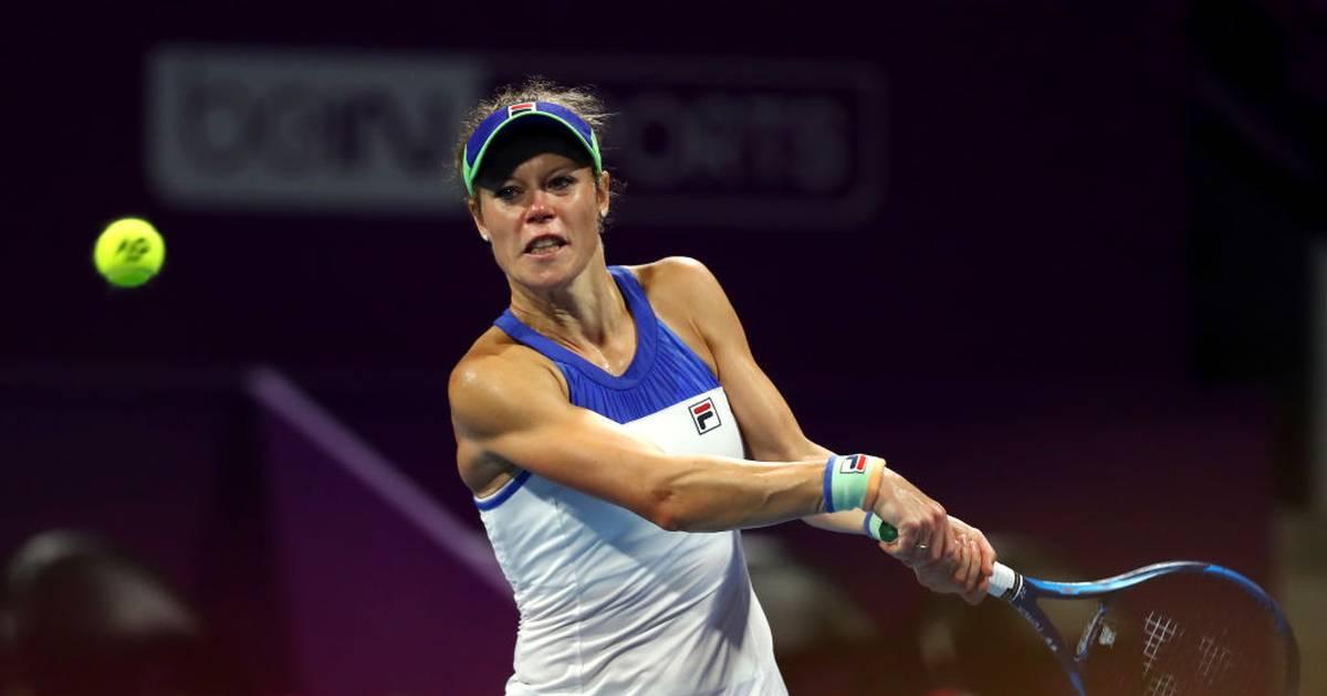 Tennis, WTA: Laura Siegmund verliert in Doha gegen Ashleigh Barty