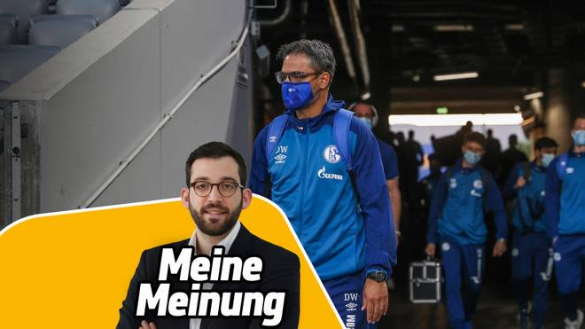 SPORT1-Reporter Patrick Berger beleuchtet die Lage bei Schalke 04