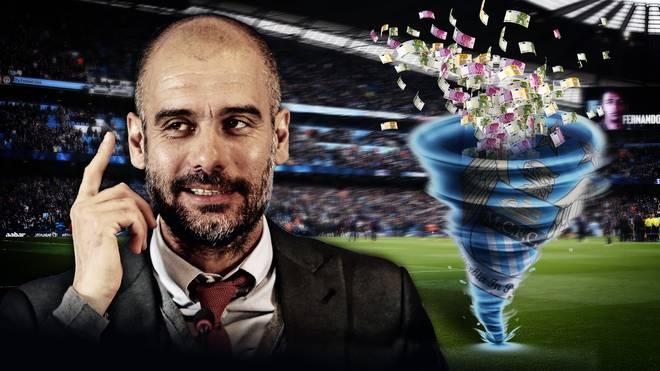 Pep Guardiola Manchester City Zieler Gündogan Kroos Xhaka Transfermarkt