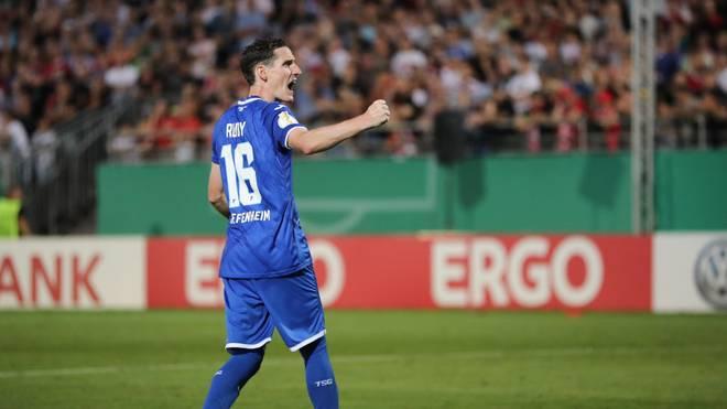 Sebastian Rudy spielte bereits von 2010 bis 2017 bei der TSG Hoffenheim