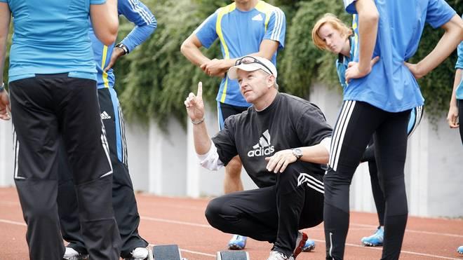 Lanca Brauman ist der neue Coach von Gina Lückenkemper