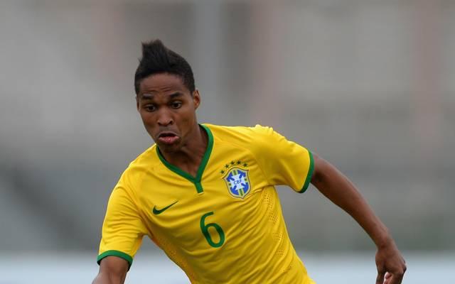 Wendell verliert mit Brasiliens U23 gegen Nigeria