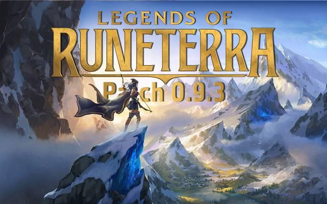 Der neue Legends of Runeterra Patch bringt mehr Belohnungen
