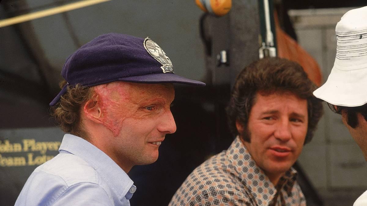 Formel 1, Dynastie, Ferrari, Niki Lauda