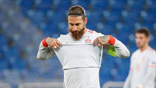 Sergio Ramos verschoss gegen die Schweiz gleich zwei Elfmeter