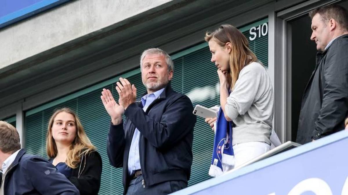 Wie lange bleibt Klubbesitzer Roman Abramowitsch noch geduldig?
