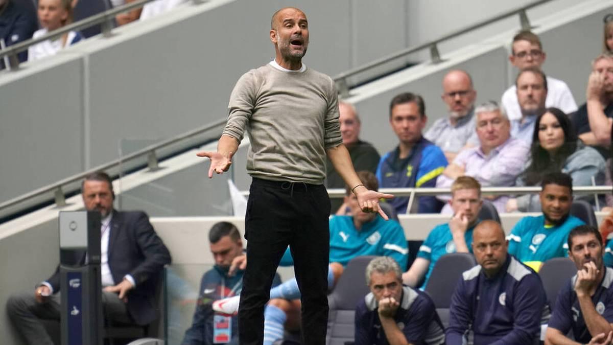 Trotz 118-Millionen-Mann: Guardiola vermasselt Saisonstart
